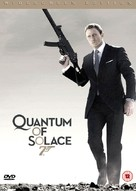 Quantum of Solace - British Movie Cover (xs thumbnail)
