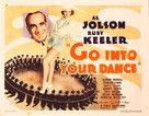 Go Into Your Dance - Movie Poster (xs thumbnail)