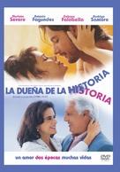 A Dona da História - Argentinian poster (xs thumbnail)