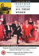 För att inte tala om alla dessa kvinnor - British DVD cover (xs thumbnail)