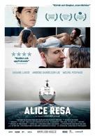 Fidelio, l'odyssée d'Alice - Swedish Movie Poster (xs thumbnail)