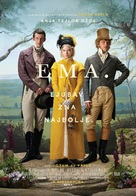 Emma - Bosnian Movie Poster (xs thumbnail)