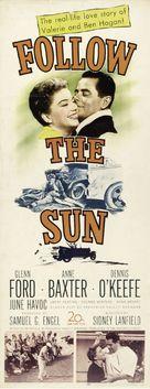 Follow the Sun - Movie Poster (xs thumbnail)