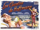 The Tales of Hoffmann - Spanish Movie Poster (xs thumbnail)