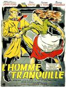 The Quiet Man - French Movie Poster (xs thumbnail)