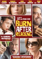 Burn After Reading - Movie Cover (xs thumbnail)