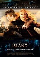 The Island - Italian poster (xs thumbnail)