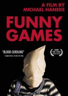 Funny Games - DVD cover (xs thumbnail)