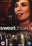 Sweet Dreams - British DVD cover (xs thumbnail)