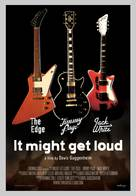 It Might Get Loud - Movie Poster (xs thumbnail)