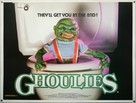 Ghoulies - British Movie Poster (xs thumbnail)