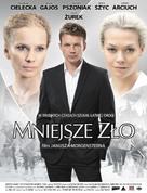 Mniejsze zlo - Polish Movie Poster (xs thumbnail)