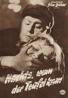 Nachts, wenn der Teufel kam - German poster (xs thumbnail)