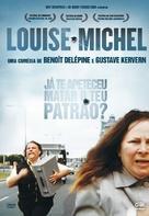 Louise-Michel - Portuguese DVD cover (xs thumbnail)