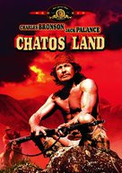 Chato's Land - German DVD cover (xs thumbnail)