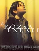 A Rózsa énekei - Hungarian poster (xs thumbnail)