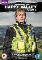 """Happy Valley"" - DVD movie cover (xs thumbnail)"