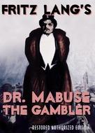 Dr. Mabuse, der Spieler - Ein Bild der Zeit - Movie Poster (xs thumbnail)