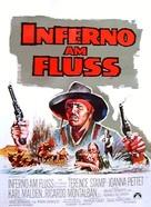 Blue - German Movie Poster (xs thumbnail)