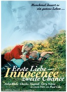 Innocence - German Movie Poster (xs thumbnail)