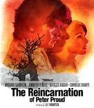 The Reincarnation of Peter Proud - Blu-Ray cover (xs thumbnail)