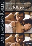 Trop belle pour toi - French DVD cover (xs thumbnail)