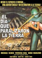 The Day the Earth Stood Still - Argentinian Movie Cover (xs thumbnail)