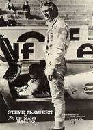 Le Mans - Japanese poster (xs thumbnail)