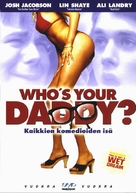 Who's Your Daddy - Finnish DVD cover (xs thumbnail)