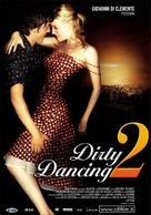 Dirty Dancing: Havana Nights - Italian Movie Poster (xs thumbnail)