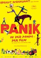 Panique au village - German Movie Poster (xs thumbnail)