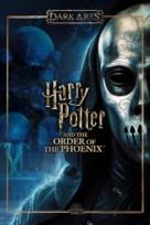 Harry Potter and the Order of the Phoenix - Movie Cover (xs thumbnail)