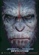 Dawn of the Planet of the Apes - Italian Movie Poster (xs thumbnail)