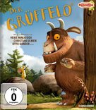 The Gruffalo - German Blu-Ray cover (xs thumbnail)