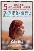 Lady Bird - Danish Movie Poster (xs thumbnail)