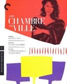 Une chambre en ville - Blu-Ray cover (xs thumbnail)