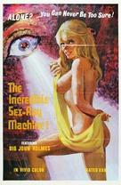 The Orgy Machine - Movie Poster (xs thumbnail)