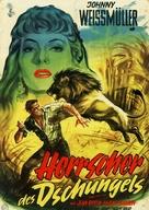 Jungle Moon Men - German Movie Poster (xs thumbnail)
