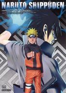 """Naruto: Shippûden"" - Japanese DVD movie cover (xs thumbnail)"