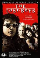 The Lost Boys - Australian DVD cover (xs thumbnail)