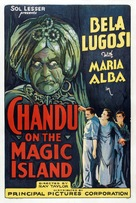 Chandu on the Magic Island - Movie Poster (xs thumbnail)