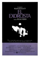 The Exorcist - Spanish Movie Poster (xs thumbnail)