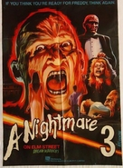 A Nightmare On Elm Street 3: Dream Warriors - Pakistani Movie Poster (xs thumbnail)