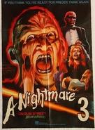 A Nightmare On Elm Street 3: Dream Warriors - Pakistani Movie Poster (xs thumbnail)