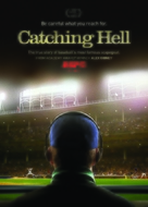 Catching Hell - DVD movie cover (xs thumbnail)