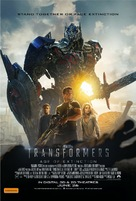 Transformers: Age of Extinction - Australian Movie Poster (xs thumbnail)