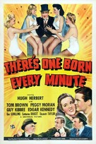 There's One Born Every Minute - Movie Poster (xs thumbnail)