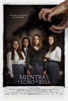 Mientras el Lobo No Está - Mexican Movie Poster (xs thumbnail)