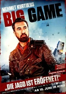 Big Game - German Movie Poster (xs thumbnail)