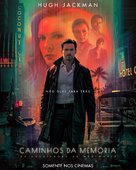 Reminiscence - Brazilian Movie Poster (xs thumbnail)